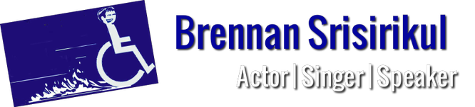 Brennan Srisirikul - Actor | Singer | Speaker | Author